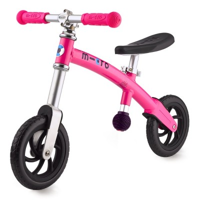Micro Scooter G-Bike - Pink (200mm wheels)
