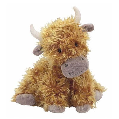 Jellycat Truffles Highland Cow - Medium 23cm