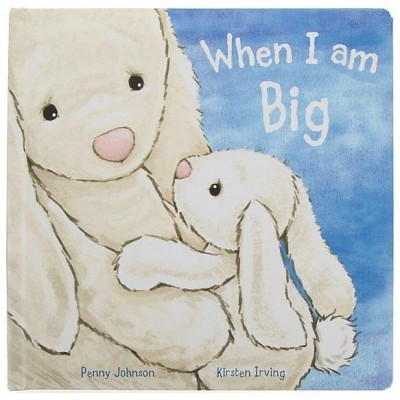 Jellycat When I Am Big Book 21cm