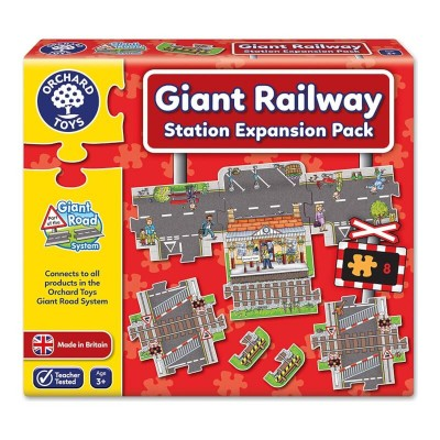 Orchard Toys Stations - Giant Road Expansion Pack